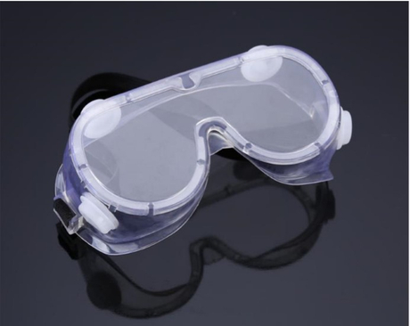 Medical Protective Eye Mask(With Breathing Valve)